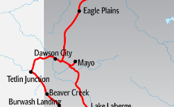Silver Trail & Dempster Highway, 15 Tage